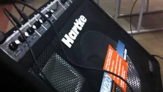 Semi Acoustic Spanish Guitar Hartke Km200 Ke