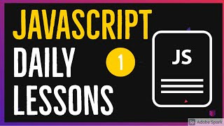 Daily Javascript Lessons