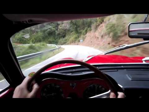 GLASS DRIVE - 1964 LANCIA FLAMINIA SPORT 3C ZAGATO