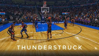 NBA Live 19 PS4 The One S2:Thunderstruck