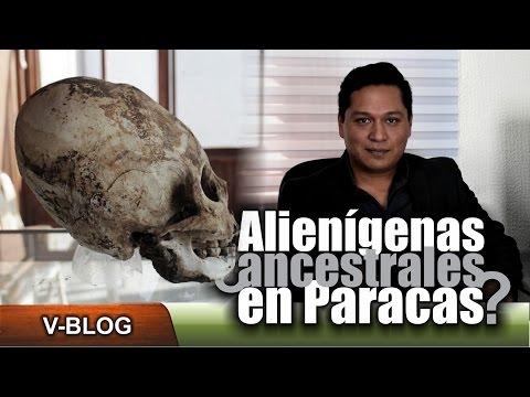 ¿Alienígenas ancestrales en Paracas?