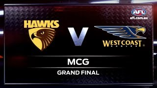 2015 Toyota AFL Grand Final - Hawthorn v West Coast Highlights - AFL