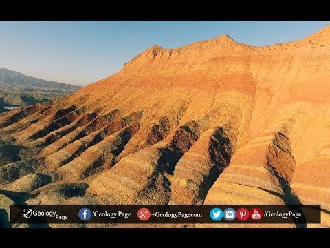 "Zhangye Danxia National Geological Park ""China's Rainbow Mountains"""