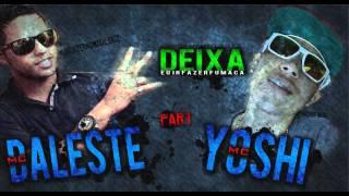 Mc Daleste e Mc Yoshi - Deixa eu ir (Dj Wilton) WebMusic 2013