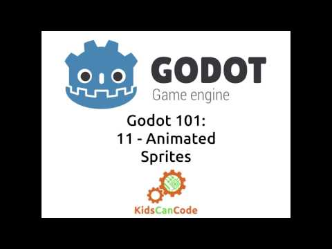 Godot 101 - Part 11: Animated Sprites · KCC Blog