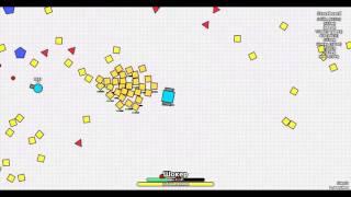 Diep.io ☼ Обновление: Necromancer