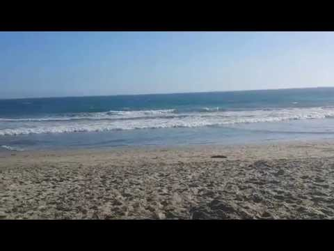 American Woman RV VW Rialta  Zuma Beach Malibu Ca FREE Beach Parking  And Movie Houses They Rent