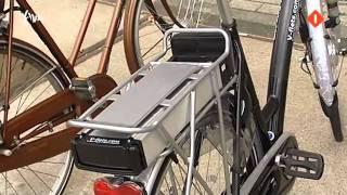 EenVandaag uitzending: fiets ombouwen naar elektrisch