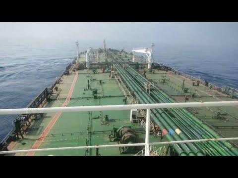 Иран расследует инцидент со своим танкером в Красном море.