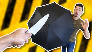 LE PARAPLUIE INCASSABLE ! (CRASH TEST) ft @ChrisDetek