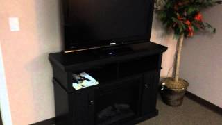 Lowes item 466670 Style Selections 48 Media console