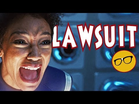Star Trek Discovery Lawsuit Reminder | Enjoy the Short Trek