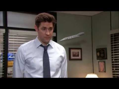Jim's love speech to Dwight - The Office US
