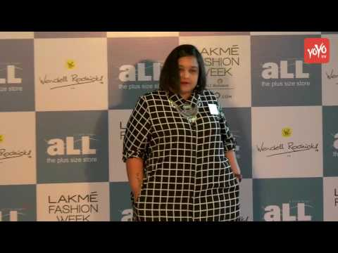 India's First Plus Siz Fashion Show | YOYO TV Hindi