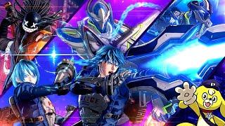 Super Smash Bros. Ultimate - All Astral Chain Spirit Battles
