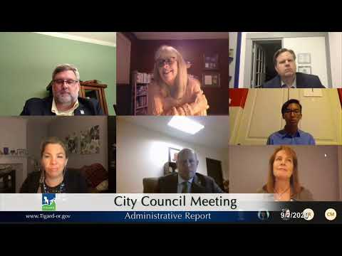 City Council Meeting Sep 2