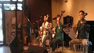 吉田兄弟のSTORMをライブで演奏しました。@東大和カフェバーcoo.