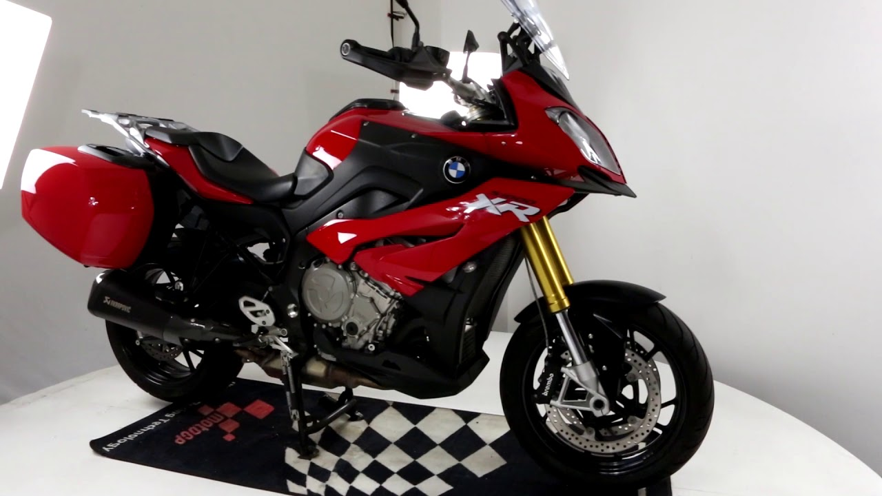 Bmw Xr 1200 Rosso Youtube