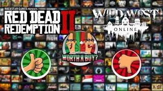 Red Dead redemption 2 And Wild West Online