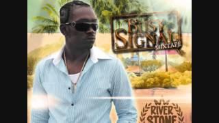 BUSY SIGNAL - RIVER STONE SOUND - HOTT ED!!!! MIXTAPE