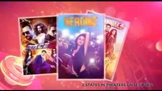 2 STATES Promo Produced for UTV MOVIES