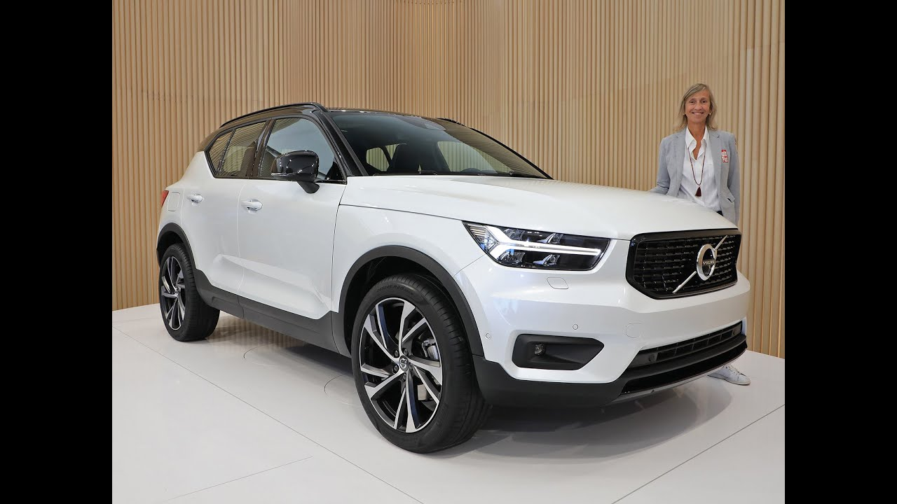 a bord du volvo xc40 2017 youtube. Black Bedroom Furniture Sets. Home Design Ideas