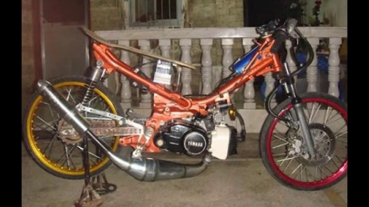 Foto Modifikasi Motor Drag Fiz R Modifikasi Motor