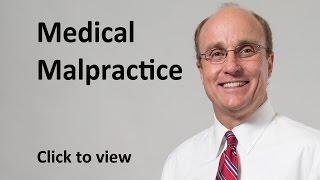 McCutchen & Sexton — The Law Firm: Medical Malpractice
