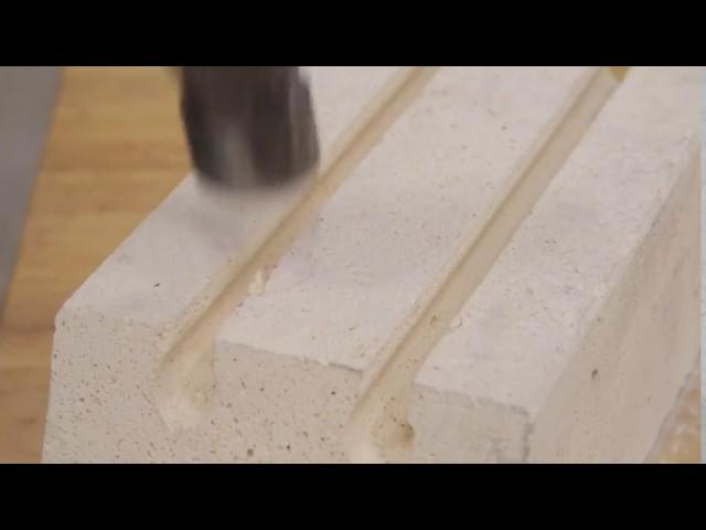 エルエルキルン エレメントホルダーの耐久性試験