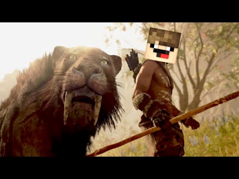 O MUNDO DO MINECRAFT - FAR CRY PRIMAL