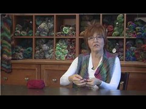 How to Knit : Changing Between Knit & Purl Stitches - YouTube
