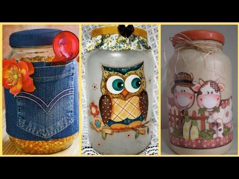 diy-mason-jars-decoration-ideas-||-mason-jars-craft-||-home-decor-ideas