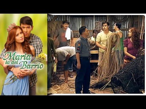 Maria La Del Barrio - Episode 33