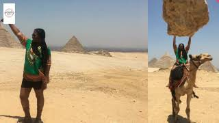 Mesmerizing Egypt, My Solo Travel Journey to Egypt!