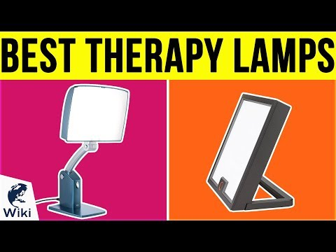 10 Best Therapy Lamps 2019