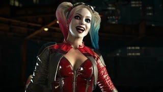 Injustice 2 – Official Harley Quinn and Deadshot Gameplay