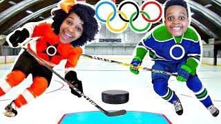 Onyx Family WINTER OLYMPICS SPECIAL - Hockey Edition