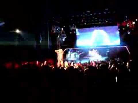 Nokia N93 Camera phone Aerosmith concert