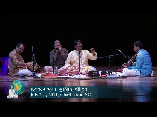 FeTNA 2011 Programs Aathmanathan Concern 3