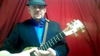 MUJ:  Someday Someway - Marshall Crenshaw (ukulele tutorial)
