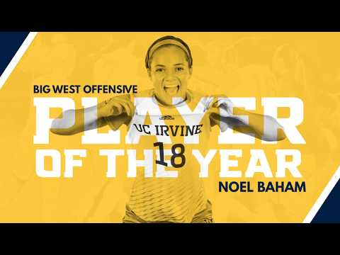 Noel Baham - 2017 Big West Offensive Player of the Year