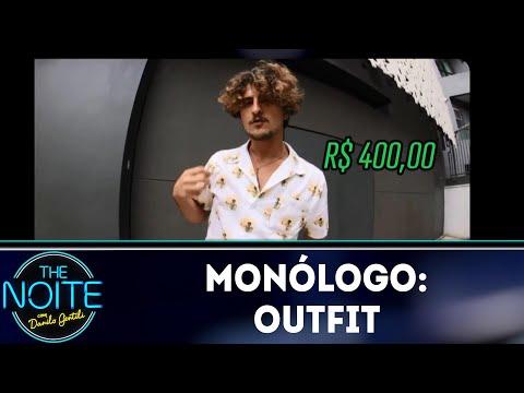 Monólogo: Outfit | The Noite (12/06/18)