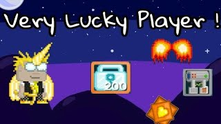 Growtopia | Top 10 | Lucky Player Get Awesome | 😱