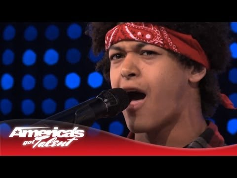 Sully Dunn - Awkward Song About Quitting School - America's Got Talent 2013