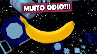 RAGE GAME DA BANANA NO ESPAÇO!!! International Space Banana (Gameplay em Português PT-BR) #ISB