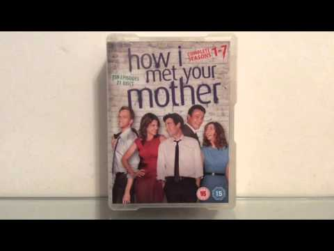 Revisited How Met Your Mother Boxset Review