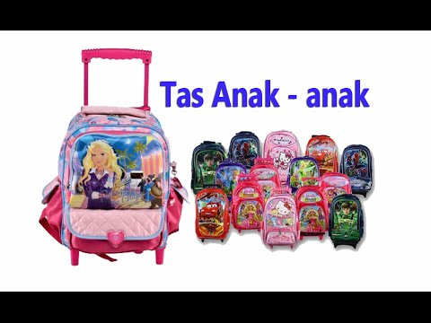 Barbie Tas Cantik Tas Anak Anak Lucu Youtube