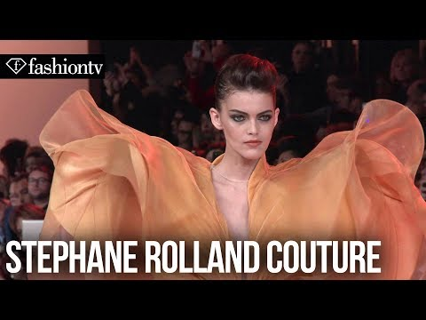 Stephane Rolland Couture Spring/Summer 2014 | Paris Couture Fashion Week | FashionTV