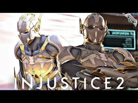 Injustice 2 Online - AWESOME GODSPEED COMBOS!