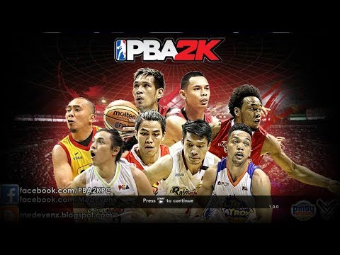 How to Download and Install PBA 2K Mod for NBA 2K14 w/ DC30 Update PBA 2K19